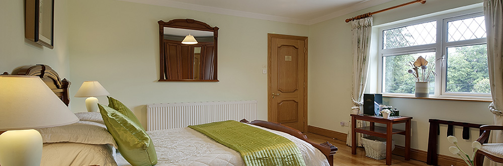 Woodlands Guesthouse Bedroom